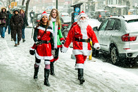 Santacon a yearly event in December (2013)