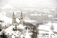 Winter in Vilnius